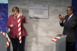 Otevření centra prevence pandemií v Berlíně