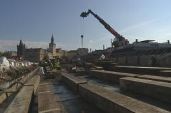 Opravy Staroměstského mostu