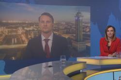 Volební lídr hnutí Švýcarská demokracie Tomáš Raždík v Událostech, komentářích