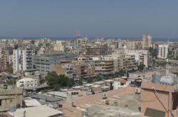 Pohled na Bejrút