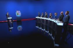 Volební lídři z Karlovarského kraje v debatě ČT24