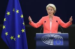 Ursula von der Leyenová představila priority Evropské komise