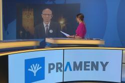 Volební lídr Hnutí Prameny Jan Michal Kubín v Událostech, komentářích