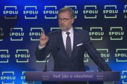 Zahájení horké fáze kampaně koalice SPOLU
