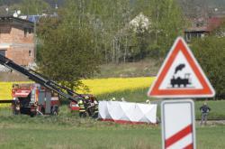 Smrtelná nehoda na přejezdu v Kamenném Újezdu