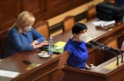 Alena Schillerová a Markéta Pekarová Adamová
