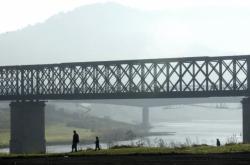 Železniční most v Děčíně