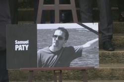 Zavražděný francouzský učitel Samuel Paty