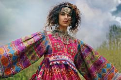Afghánské šaty