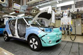 Výroba elektromobilu Kia Soul EV