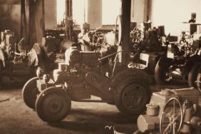 Traktor Svoboda