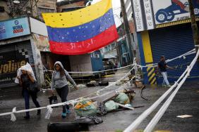 Protivládní protesty ve Venezuele