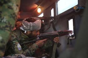 Bojovník SDF