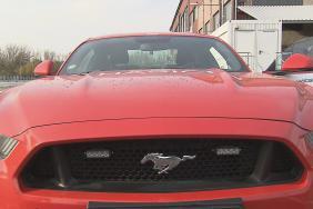 Ford Mustang pro hasiče