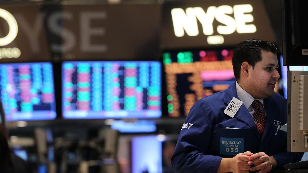 Newyorská burza NYSE