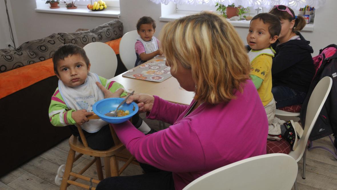 Zařízení Fondu ohrožených dětí Klokánek v Olomouci