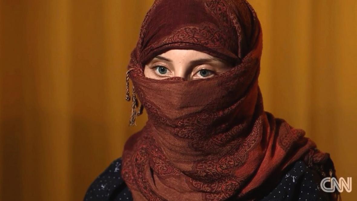 Jezídka unasená Islámským státem