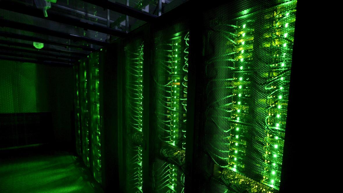 Datové servery
