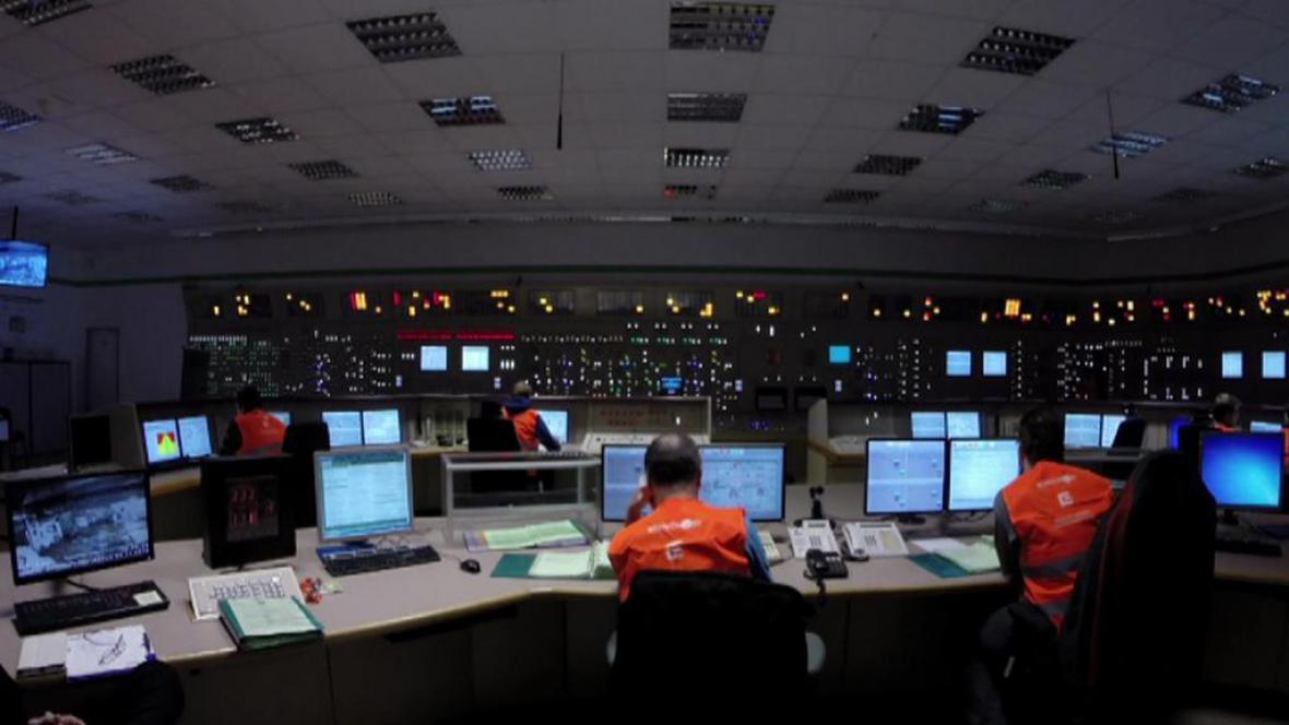Cvičný blackout v Temelíně