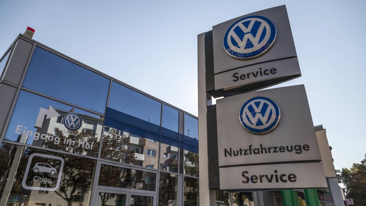 Servis Volkswagenu