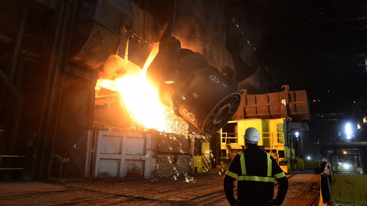 Britská ocelářská firma SSI