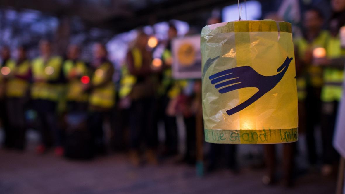 Stávka palubního personálu Lufthansy