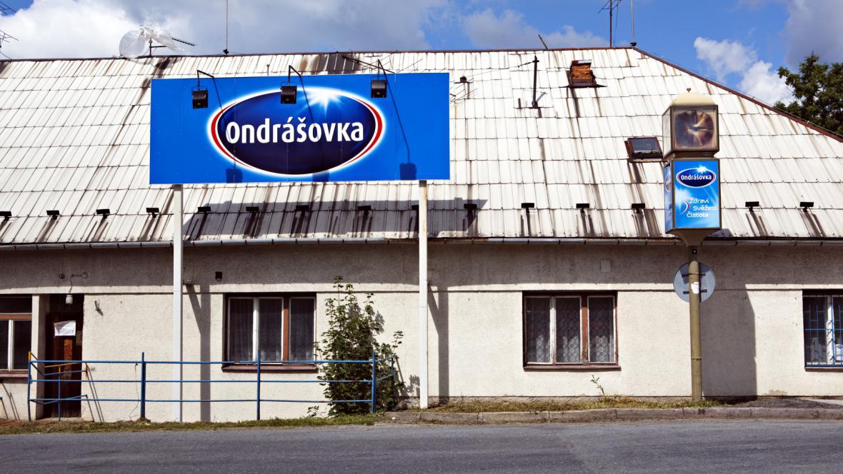 Provozovna Ondrášovky v Moravském Berouně