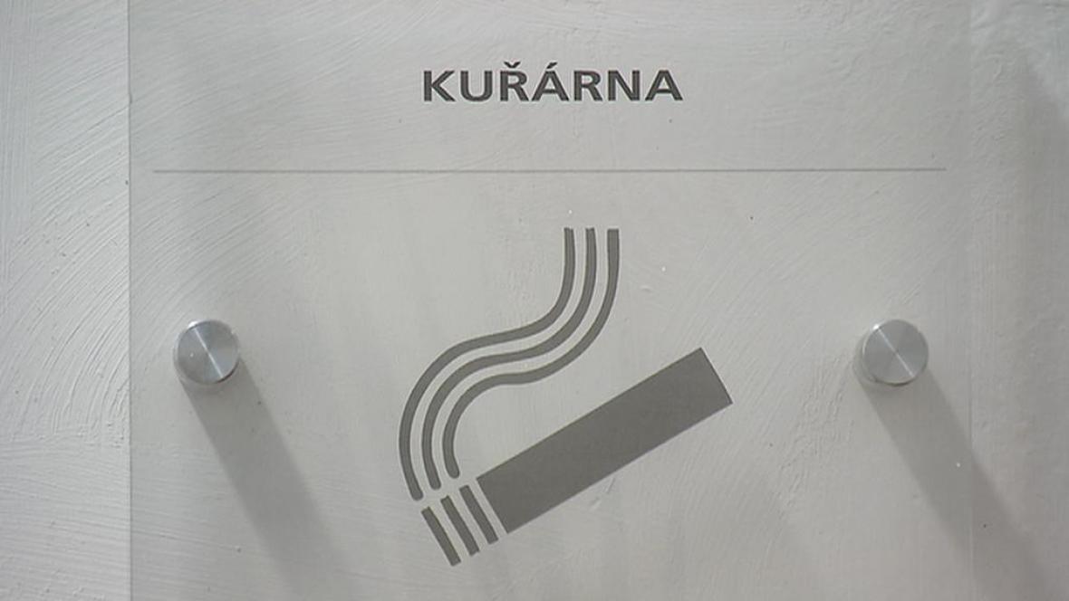 Kuřárna