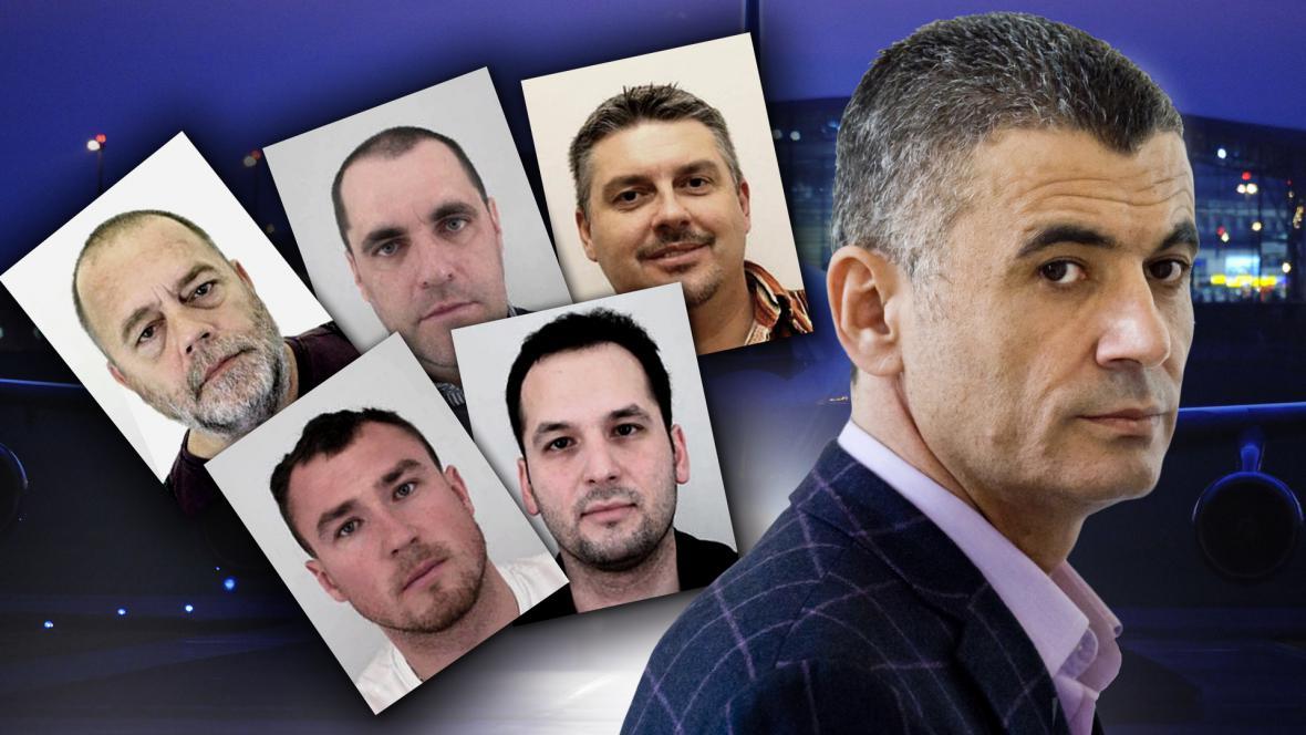 Češi unesení v Libanonu a Alí Fajád