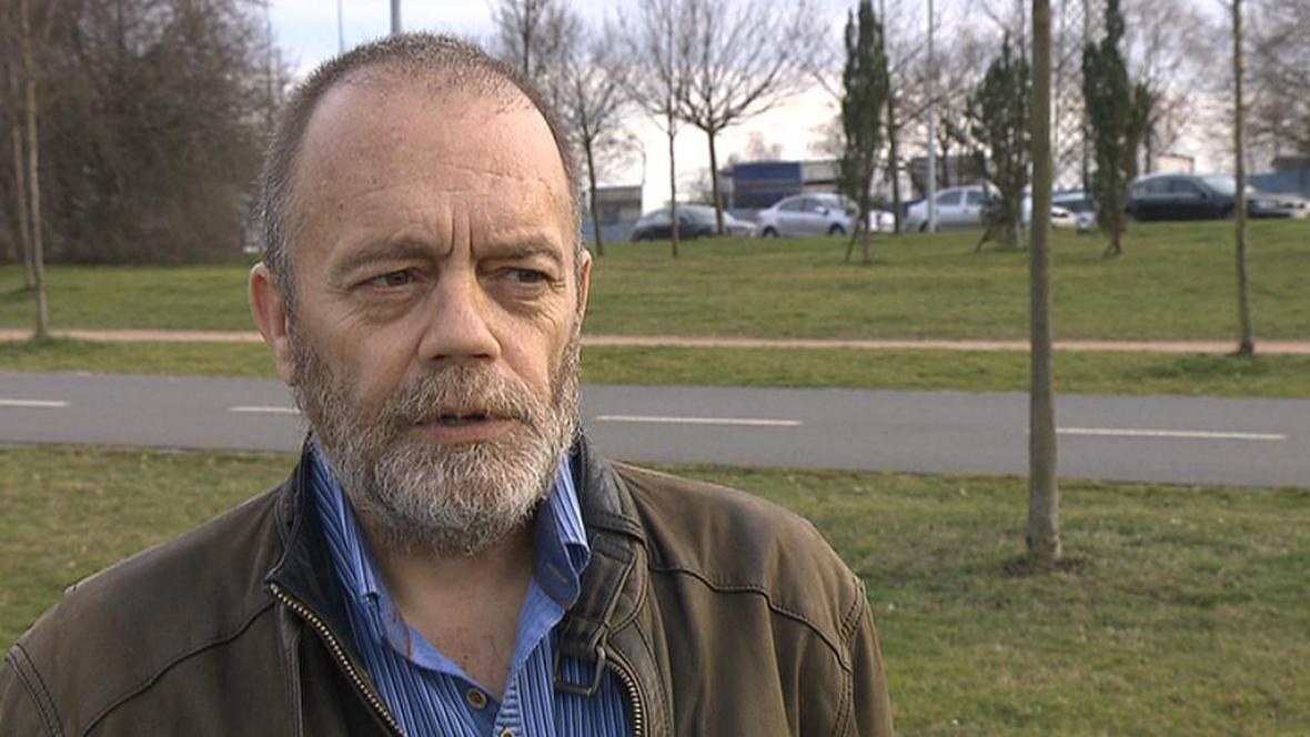 Jan Švarc, jeden z unesených mužů v Libanonu