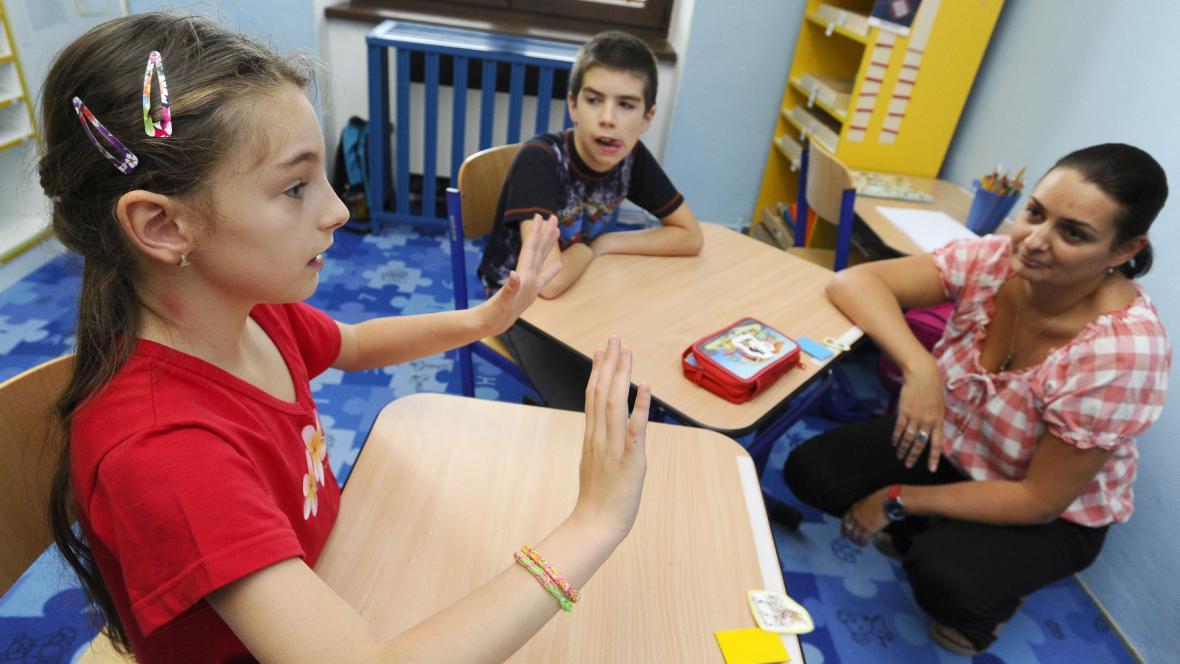 Škola v Brně se věnuje výhradně vzdělávání žáků s autismem