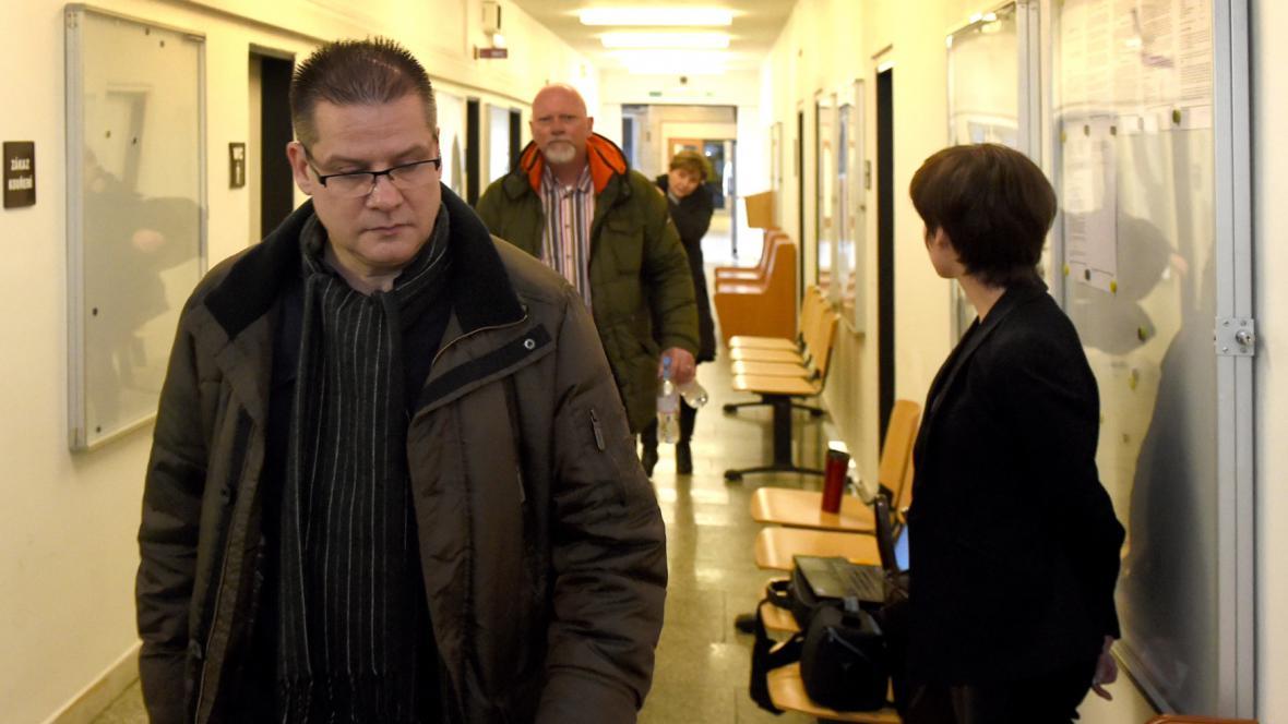 Bývalý ředitel úřadu Regionálního operačního  programu ROP Severozápad Petr Kušnierz