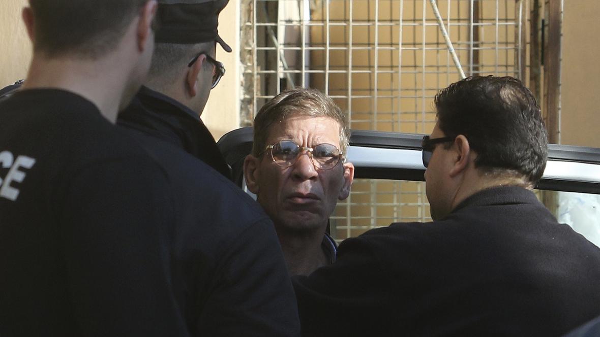 Únosce Egyptského letadla Sajf Addín Mustafa