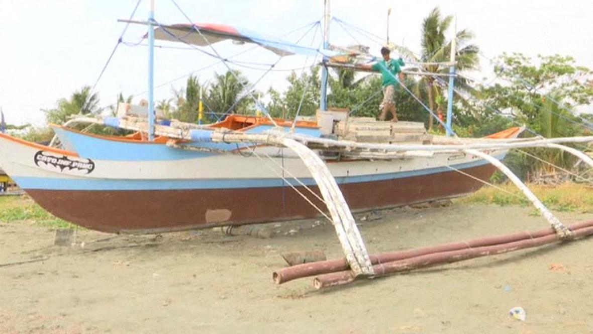 Rybáři v Jihočínském moři