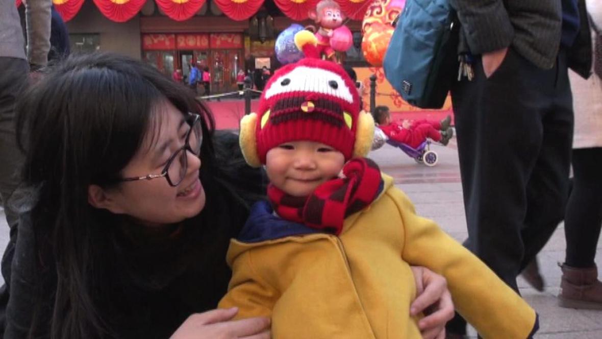 Svobodné matky v Číně