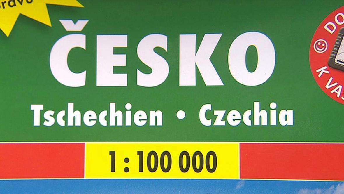 Zeměpisná označení Česka