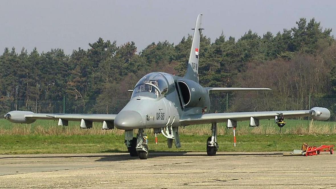 Bitevník L-159 Alca