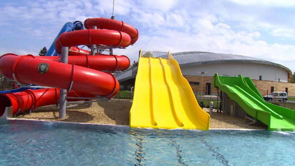 Aquapark v Turnově