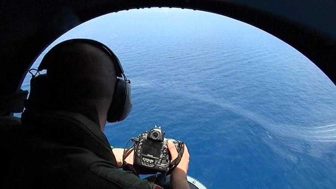 Pátrání po zmizelém letadle společnosti EgyptAir