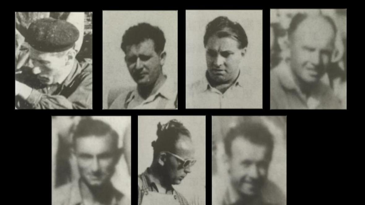 Čechoslováci, kteří pomáhali Číňanům