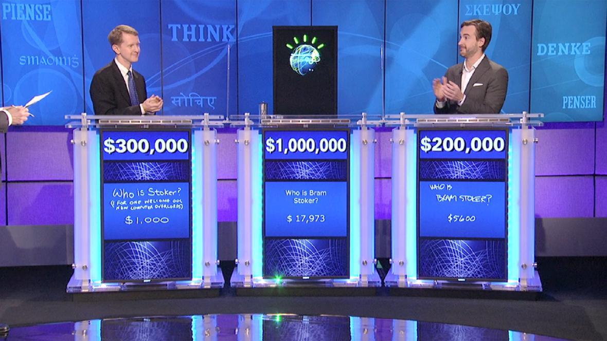 IBM Watson v soutěži Jeopardy