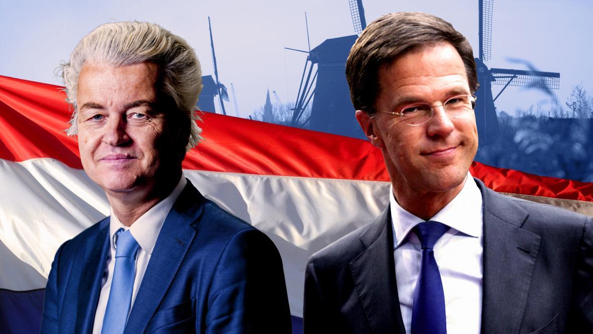 Nizozemské parlamentní volby