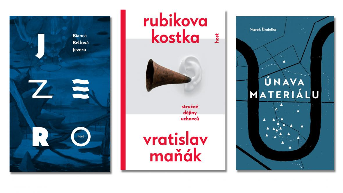 Obálky knih