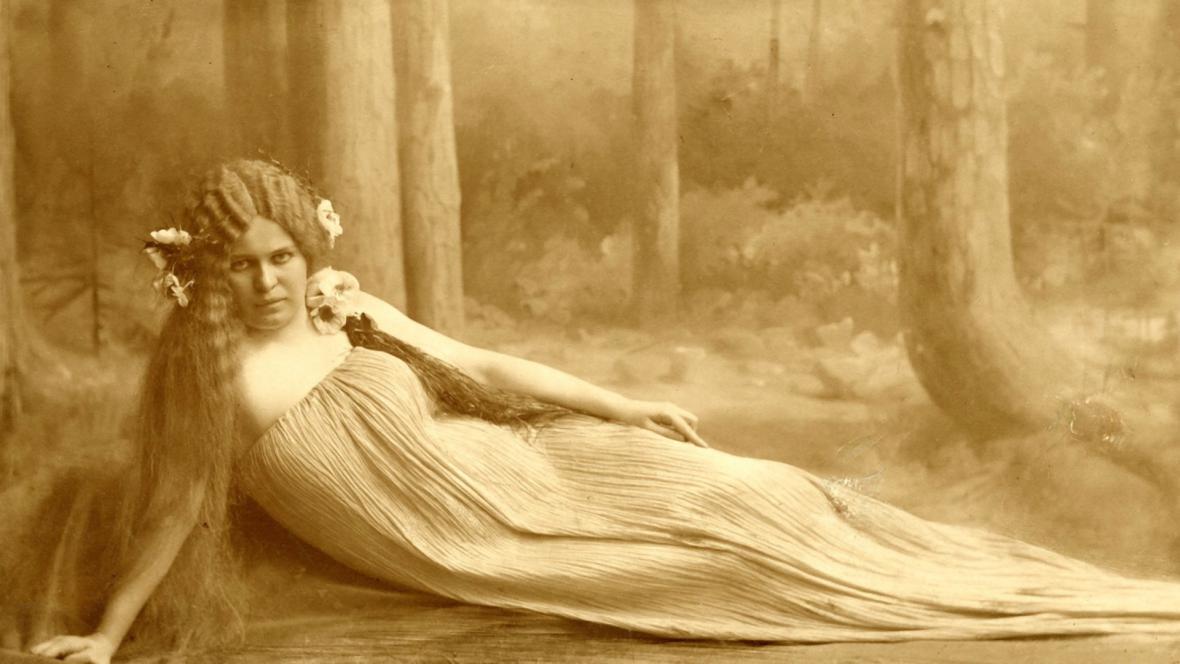 Růžena Maturová jako Rusalka