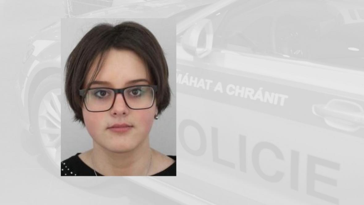 Pohřešovaná Natálie Bartošová