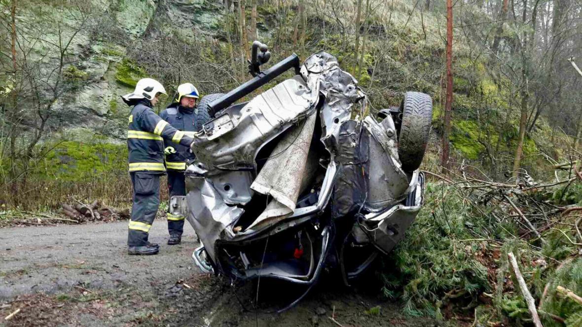 Nehoda u Letovic