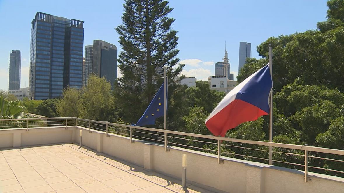 Česká diplomacie v Izraeli