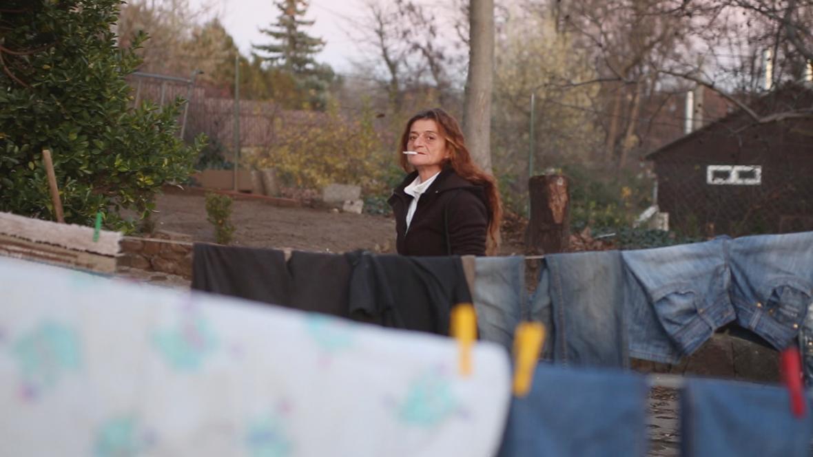 A Woman Captured (režie: Bernadett Tuza-Ritter)