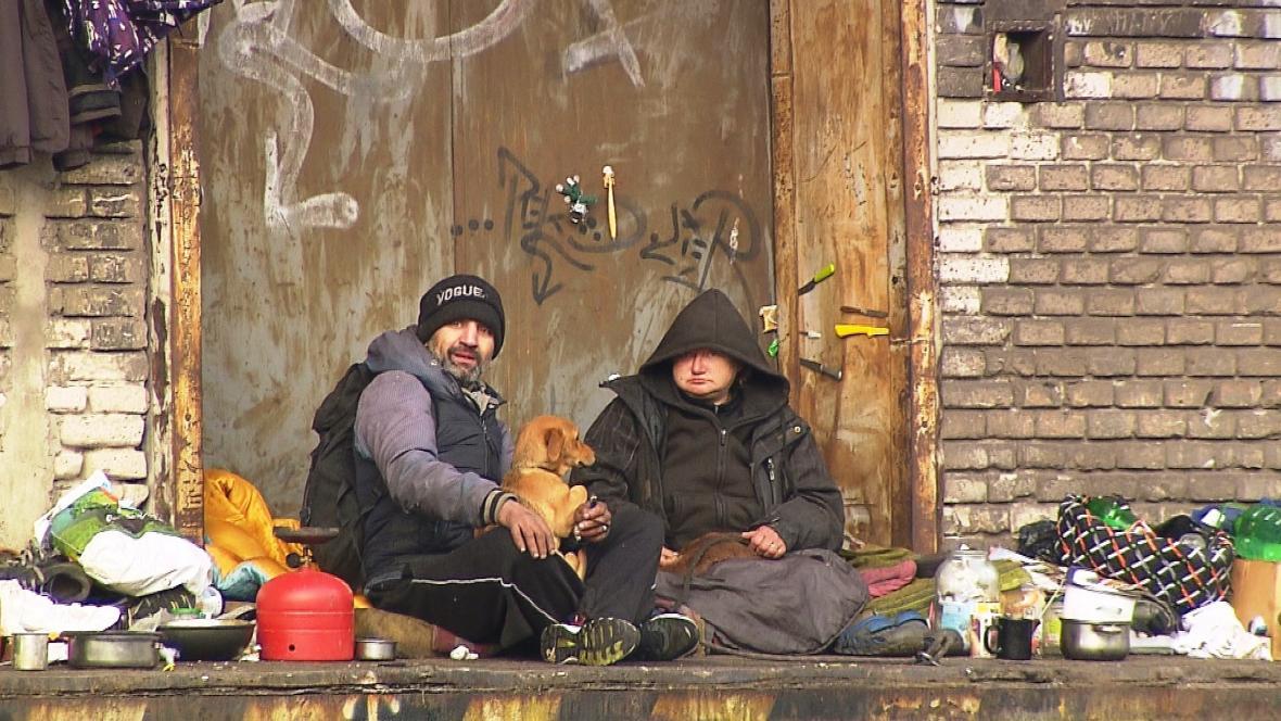 Bezdomovci