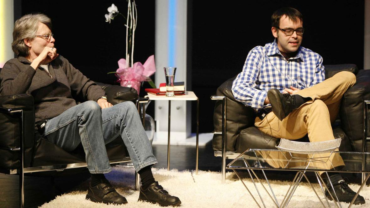 Stephan a Owen Kingové